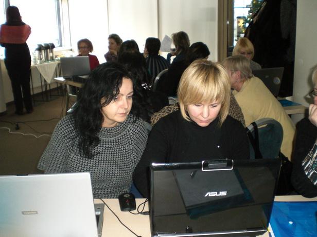 """""""Pradinių klasių mokytojų ir specialiojo ugdymo pedagogų kompetencijų taikyti informacines komunikacines technologijas (IKT) ir inovatyvius mokymo metodus tobulinimo modelio išbandymas ir diegimas"""""""